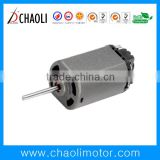 stable service life micro electric motor waterproof CL-FS480 for electronic car-purpose equipment