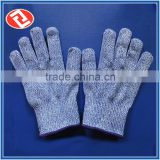 China Industrial High Quality Cotton Knitted Hand Gloves