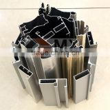 Supply high quality aluminium profile for kitchen cabinets wardrobes and shower enclosure