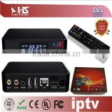 IPTV/OTT Set-top boxes IPTV Hybrid mini hd dvb t2 Receiver