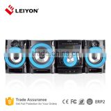 Big Power 2.1 channel 750W active Hi-Fi sound system with remote control (Model: LY-M758)                                                                         Quality Choice
