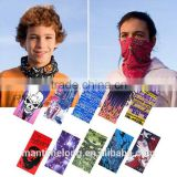 Bicycle bandanas washouts seamless bandanas washouts ride mask bicycle magic scarf for men Cycling Bike Sport Headband