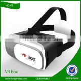 HC-V2 New Version vr headset cell phones smartphones 3d glasses vr for open hot sexy girl video                                                                         Quality Choice