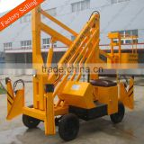 Electric self propelled telescopic boom lift aerial work platform                                                                                                         Supplier's Choice