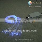 Fiber Optic kits (H-mini, Halogen light source, ceiling star)