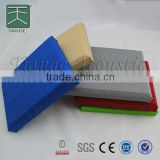 Acoustic Sound Absorber/ Fabric Track wall/ Fabric Wall Panel