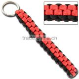 Popular Paracord Parachute Cord Emergency Survival Tool Knot Keychain Key Ring Camping Hiking Travel Kits