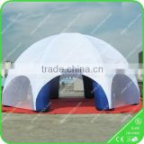 Outdoor event giant inflatable tent of commercial grade