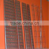 hot dipped galvanized mesh cable trays