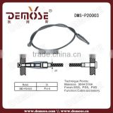 ISO9001 stainless steel wire rope tensioner for cable railing