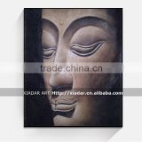 Wall art decor 3d buddha face oil painting on canvas many good design