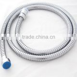 wholesale bathroom 1.5 m 304 stainless steel chrome flexible extension hand shower hose