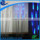 2016 outdoor lighting IP 67 4w 16 pieces sticks RGB 316 stianless steel LED firefly light