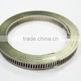 8mm bandwidth 3 meters length Stainless steel American type Perforated endless band roll/tape