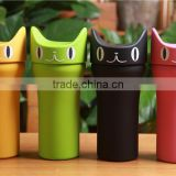 Wholesale Stainless Steel Insulated Double Wall Travel Coffee Mug CUP cat