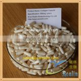 Factory Supply Fish Cow Skin Pure Collagen Capsule