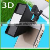 Universal Mobile Phone Smartphone Lens For iPhone 3D Mini Photograph Stereo Vision Camera Lens for Samsung For HTC Tablets