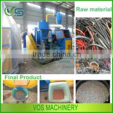 energy saving factory price copper recycling machine,cable wire granulator machine for sale