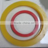 Polyurethane bushing for Steel cutting machine