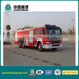 Howo Fire Truck 6x4 Fire Fighting Truck Howo truck