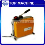 HOT drain cleaning machine/drain machine for sale,new design with CE,spring drain cleaner