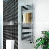 HB-R7902C-A electric element heated steel ladder towel racks/towel warmer/ thermostat towe rails/towel radiator