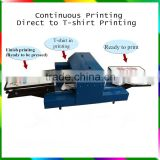 Digital T-Shirt Printer, Direct to Garment Printing Machine, Flatbed Printer