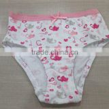 Print Kitty Cotton Children Underwear