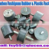 Rubber Vibration Damper / Rubber Metal Damper / Customize Industrial Rubber Damper Product