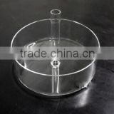 China Supplier Resistance To High Temperature Corrosion Transparent Quartz Apparatus Quartz Glass Tube Quartz Plate