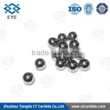 High quality and pretty price carbide ball with nickel or cobalt binder