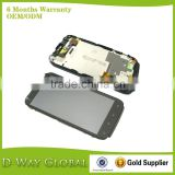 Package Well Replacement Original digitizer touch screen with frame for HTC desire G14 lcd display