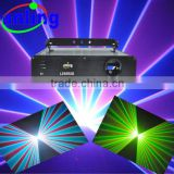 600mW full color RGB laser show system for DJ club