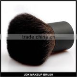 Matt Black Handle Kabuki Brush Soft Goat Hair Kabuki Brush