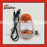 Alibaba.com New USB wireless rechargeable liquid mouse optical C312