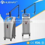 Fractional Laser CO2 Burn Debridement Treatment With 7 Hinged Tube Joint