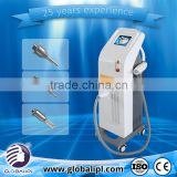Salon used hair removal sapphire and ruby q switch laser tattoo removal
