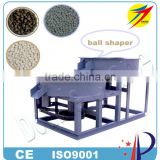 Cow manure organic fertilizer pellet making machine, cow manure organic fertilizer ball shaper