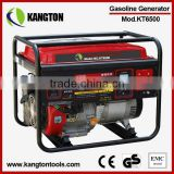 CE/GS 5000W 4-stroke copper wire electric star/manual star Gasoline Generator