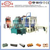 Shandong Hongfa curb stone making machine / concrete curbs production line / automatic pavers block machine