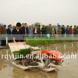 Agricultural machine,Riding type paddy rice transplanter,Paddy Rice transplanter