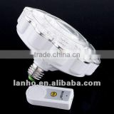 Rechargeable Emergency 21 LED Light Lamp Remote Control
