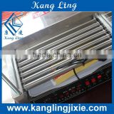 commercial hot sale hot dog roller machine