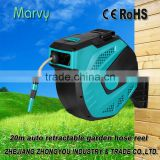 Auto PP Shell Retractable Garden Water Hose Reel 25m price