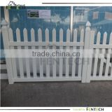 Alibaba Wholesale New Product Vinyl Portable Picket Fence
