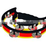 tambourine in Germany design