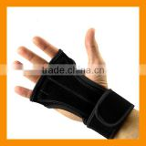 Neoprene Weight Lifting Callus Guard Glove With Wrist Support For WOD Body Building Bar and Ring Training