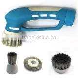 Hot sale stainless steel scrubber, stainless steel cleaning brush, stainless steel power scrubber