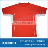 2012 Latest fanshion OEM men's dry fit t-shirts/polyester t shirt