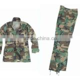 Woodland BDU Uniform Woodland Unifrom for military